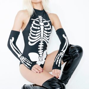 Bone Chiller Bodysuit
