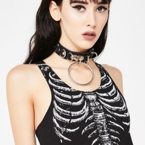 Bone To Pick Crop Top