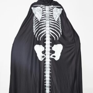 Crypt Keeper Skeleton Cape