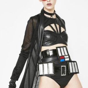 Halloween Dark Side Sexy Costume