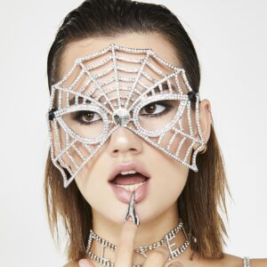 Web Crystal Mask