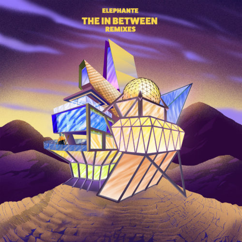 Elephante officially releases remix package for 'The In Between'