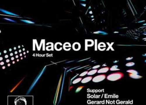 Insomniac's Factory 93 Hosts Maceo Plex in Exclusive Downtown LA Outdoor Show