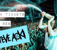 WIN Tickets to Steve Aoki in Tampa!