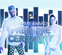 SOFI TUKKER Performs At GRAMMY Awards Premiere Ceremony