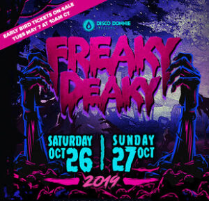 Freaky Deaky Texas Line-Up Announcement & Tickets!