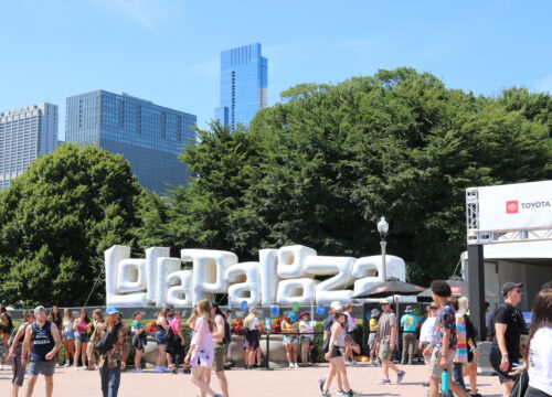 Lollapalooza Day 1